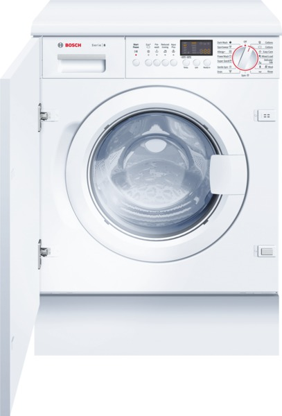 Bosch WIS28441GB Integrated 7Kg Washing Machine with 1400rpm Spin