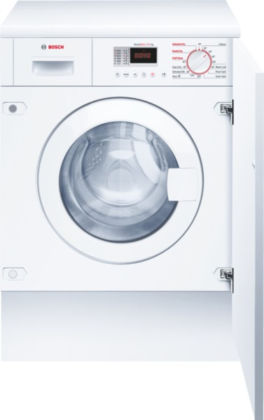 Bosch WKD28351GB Integrated 7Kg Washer Dryer with 4Kg Drying Capacity and 1400rpm Spin