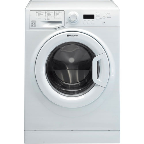 Hotpoint Experience Eco WMBF844P 8 Kg 1400 RPM Washing Machine in White