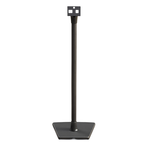 Image of SANUS WSS1 Speaker Stand for Sonos PLAY:1 and PLAY:3 Black