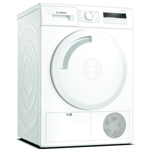 Bosch WTH84000GB Tumble Dryer A+ Energy Rated 8kg In White Main Image