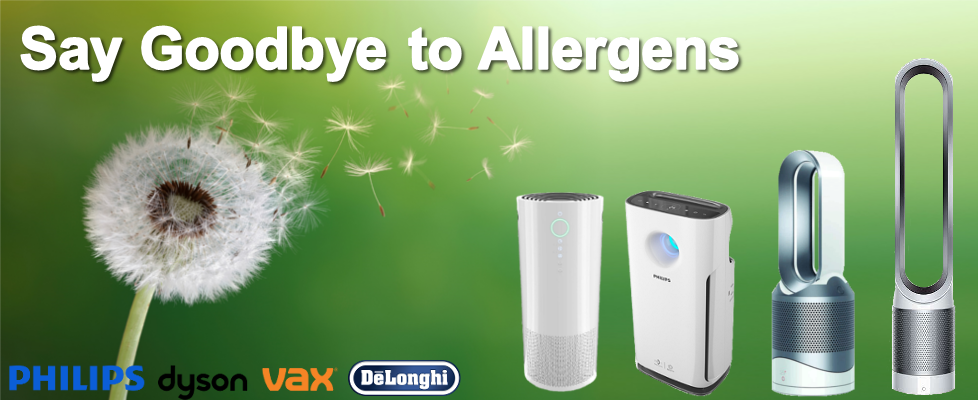 Say Goodbye to Allergens