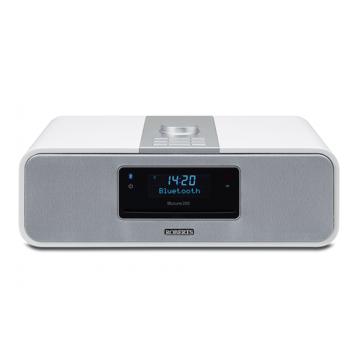 Image of Roberts BLUTUNE 200 Bluetooth CD Sound System in White
