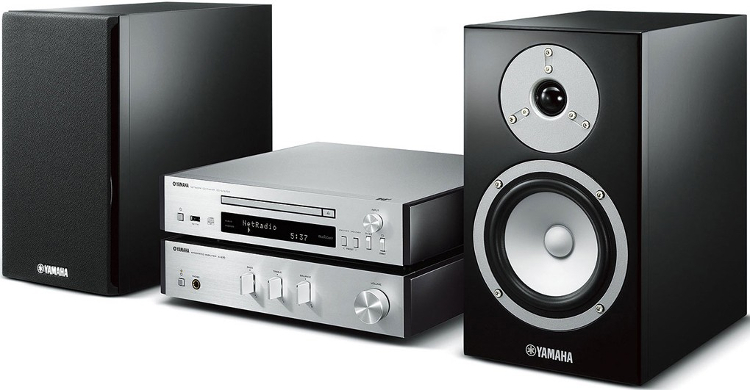 Yamaha MCRN670D Hi-Fi System with DAB Plus MusicCast in