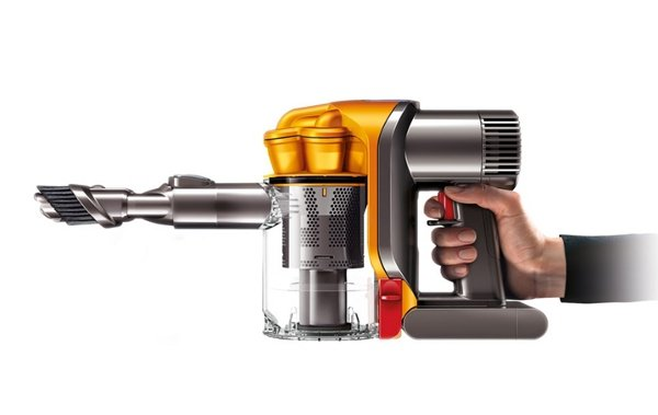 Dyson DC34 Handheld Bagless Cleaner with battery & charger
