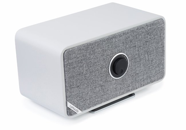 Ruark MRx Connected Wireless Speaker in Soft Grey
