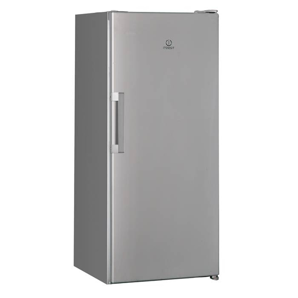 Indesit SI41S Compact 185L Fridge in Silver