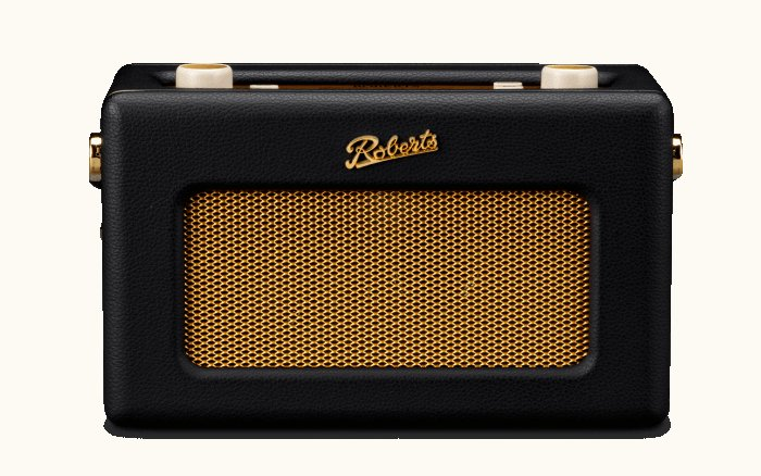 Image of Roberts Revival iStream 2 Dab and Wifi Internet Radio in Black