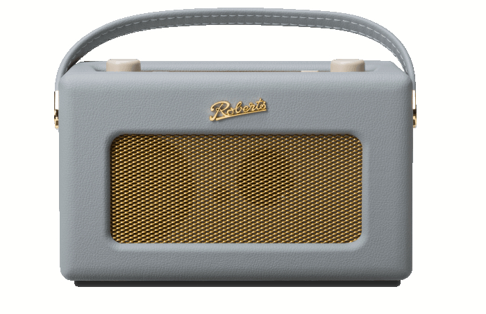 Image of Roberts Revival iStream 2 Dab and Wifi Internet Radio in Dove Grey