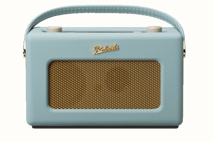 Image of Roberts Revival iStream 2 Dab and Wifi Internet Radio in Duck Egg Blue