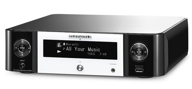 Marantz MCR510W Melody Stream Network Receiver White