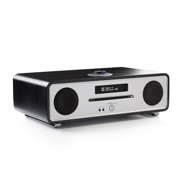 Ruark R4 MK3 Integrated Music System in Black