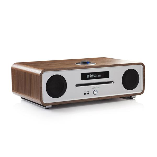 Image of Ruark R4 MK3 Integrated Music System in Walnut