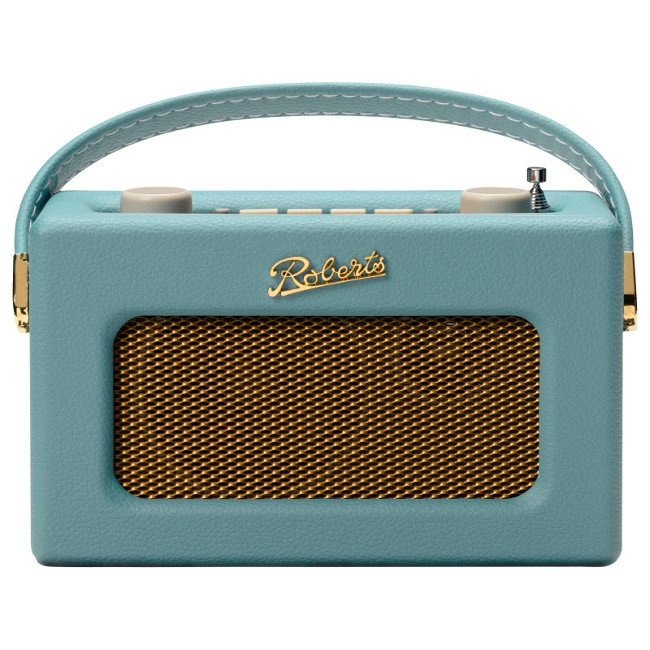 Roberts REVIVAL-UNO DAB/DAB+/FM Digital Radio with Alarm Duck Egg front