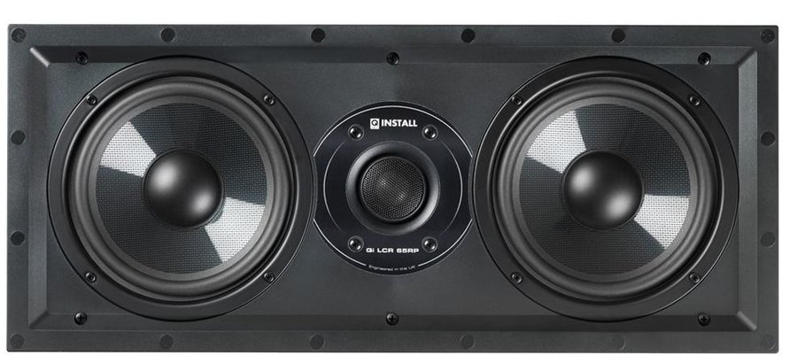 Image of Q Acoustics QI LCR 65RP In-Wall Speaker