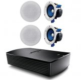 Bose® SoundTouch® SA-5 Amplifier with 2 Pair of Yamaha NSIC400 In-Ceiling Speakers