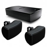 Bose® SoundTouch® SA-5 Amplifier with 2X Q Acoustics Q Install QI45EW On-Wall Speaker in Black