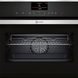 Neff C17FS32N0B FullSteam Integrated Compact Steam Oven in Stainless Steel