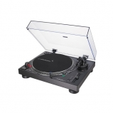 Audio Technica AT-LP120X Manual Direct Drive Turntable (Analogue & USB) - Black
