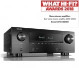 Denon AVRX3500H 7.2 channel AV Receiver What HiFi? 5 STAR AWARD WINNER - Open Box Mint Condition