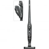 Bosch BBHL2M21GB Cordless Upright Vacuum Cleaner in Mineral Silver