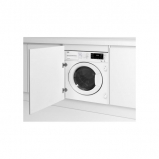 Beko WDIC752300F2 Integrated 7kg/5kg 1200 Spin Washer Dryer White