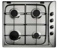 Hotpoint G640SX ''Style'' 60cm Gas Hob in Stainless Steel