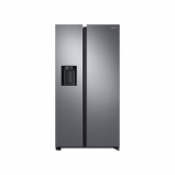 Samsung RS68N8220S9 American Style Fridge Freezer - Silver -front