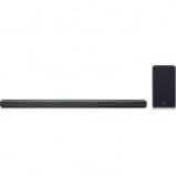 LG SL10YGDGBRLLK Flat Soundbar and Subwoofer 5.1.2 Dark Titan Silver - both