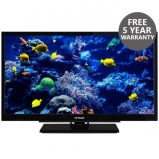 Linsar 32LED5000 32 Inch HD Ready LED TV with Built-in DVD Player