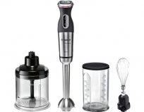 Bosch MSM88160GB Hand blender set 800W in Stainless Steel and Black