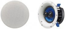 Yamaha NSICS600 In-Ceiling Speaker in White (Single)