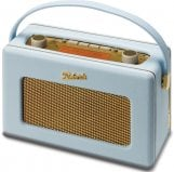 Roberts RD60 Revival DAB Digital Radio in Duck Egg Blue