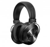 Pioneer SEMS7BTK Over Ear Headphones Style Series with Bluetooth and In line Microphone