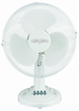 Stirflow 16 Inch 3 Speed Oscillating and Tilt Action Desk Fan