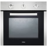 CDA SG120SS 60cm Gas Single Oven in Stainless Steel with Free 5Yr Parts, 2Yr Labour Guarantee via Registration