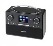 Roberts Radio STREAM 93i DAB and DAB+ Internet Radio in High Gloss Piano Black