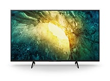 Sony 4K Televisions