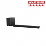Sony HTST5000CEK 7.1.2 Dolby Atmos Soundbar with wifi and bluetooth technology   - front