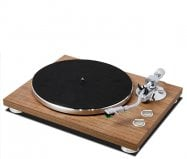 TEAC TN400BT Analogue Turntable with Bluetooth aptX Transmitter in Natural Walnut