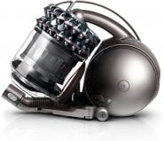 Dyson Cinetic DC54i Bagless Cylinder Cleaner in Nickel with Red Gaskets - FREE 5 Year Warranty