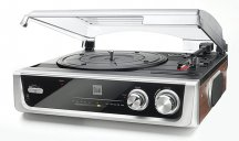 Dual MTR-10 Turntable with built in Loudspeaker and Radio