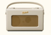 Roberts REV-ISTREAM2 DAB/DAB+/FM WiFi Internet Radio with Music Player and Spotify Connect