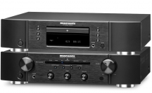 Marantz PM5005 & CD5005 System in Black