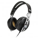 Sennheiser Momentum M2 Over ear stereo headphones in Black 506249