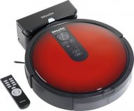 Miele Scout RX1 SJQL0 Robotic Vacuum Cleaner in Red