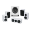 Wharfedale Diamond 11-HCP 5.1 Home Cinema Package in White