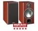 Monitor Audio Bronze 2 Bookshelf Speakers in Rosemah Including 5 Year Warranty