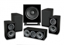 Wharfedale Diamond 11.1 5.1 Home Cinema Package Black