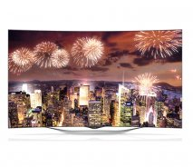 "LG 55EC930V 55"" Curved OLED Smart TV with WebOS"